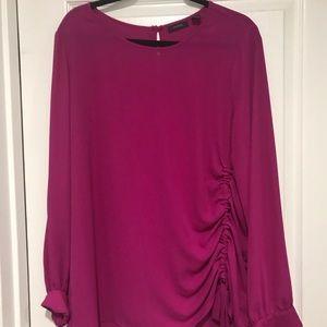 Halogen Tops - Halogen Long Sleeve Blouses - XL - set of 2